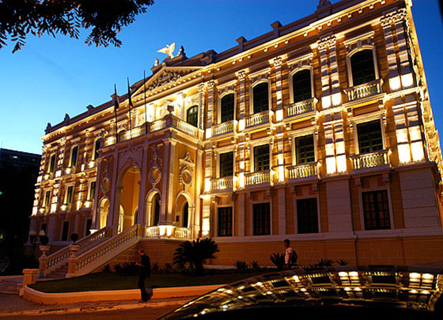 Anchieta Palace – State Government House, Vitória