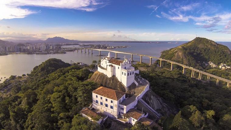 Convento da Penha, Vila Velha.