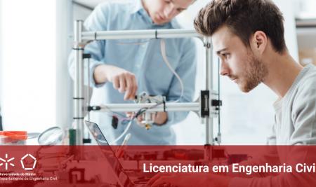 Nova Licenciatura em Engenharia Civil (LEC)