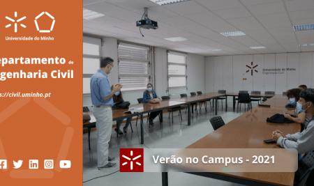 Programa Verão no Campus 2021