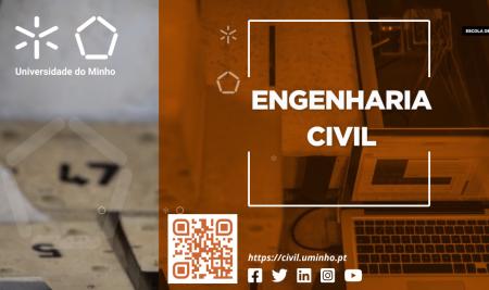 """Veja """"Engenharia Civil – Escola de Engenharia da UMinho"""" no YouTube"""